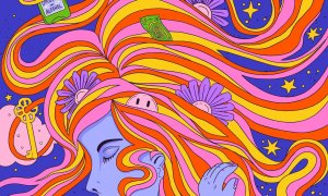 guardian-'The ketamine blew my mind': can psychedelics cure addiction and depression?